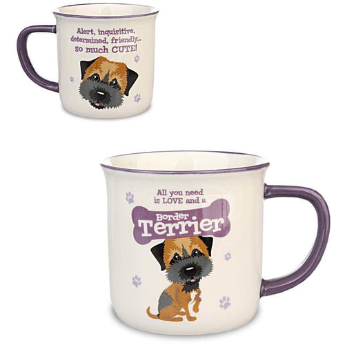 Border Terrier Gift Mug - The Pet Vault