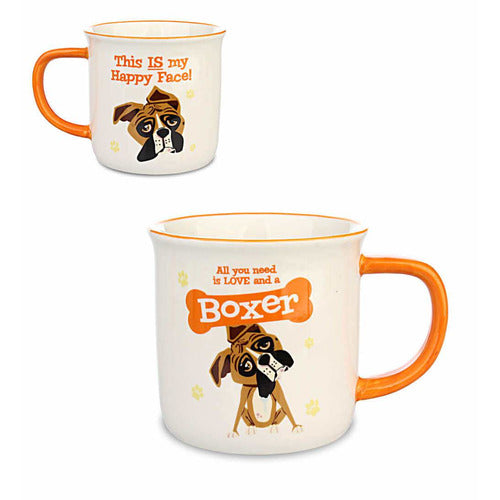 Boxer Dog Gift Mug - The Pet Vault