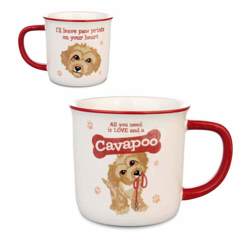 Cavapoo Gift Mug - The Pet Vault