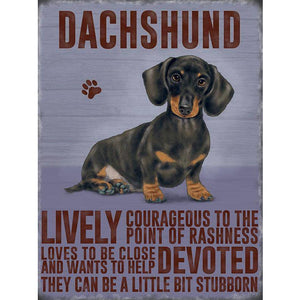 Dachshund Sausage Dog Magnet Gift - The Pet Vault
