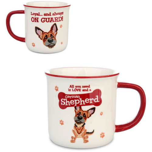 German Shepherd Gift Mug - The Pet Vault