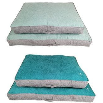 Gor Pets Summer Camden Sleeper Bed Luxury Comfy Dog Day Bed or Mat -The Pet Vaut