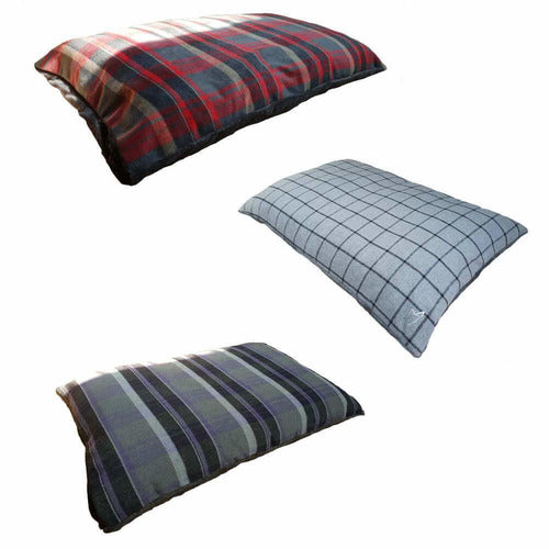 Gor Pets Camden Deluxe Luxury Comfy Cushion Dog Bed or Mat -The Pet Vaut