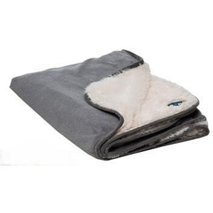 Gor Pets Nordic Fluffy Double Sided Dog Blanket  - The Pet Vault