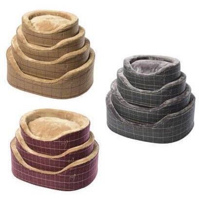 Gor Pets Premium Bed - Comfy Luxury Dog Bed - The Pet Vault
