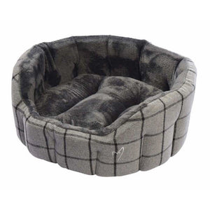 Gor Pets Camden Deluxe Luxury Comfy Dog Bed - The Pet Vault