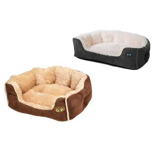 Gor Pets Nordic Snuggle Dog Bed - The Pet Vault