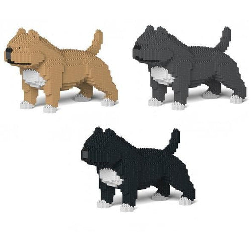 Jekca American Bully Gift Ornament Model, gift for American Bully dog lovers - The Pet Vault