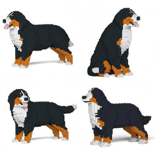 Jekca Bernese Mountain Dog Gift Ornament Model, gift for Bernese Mountain Dog lovers in two sizes - The Pet Vault