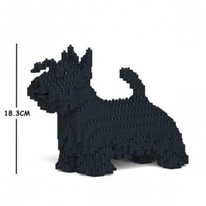 Jekca Scottish Terrier Gift Ornament Model, gift for Scottish Terrier dog lovers - The Pet Vault