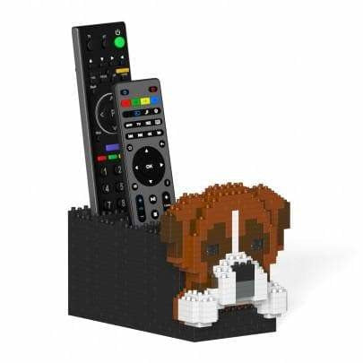Jekca Boxer Dog Gift Remote Control Holder  - The Pet Vault