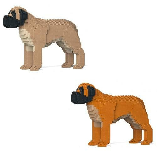 Jekca English Mastiff Gift Ornament Model, gift for Mastiff lovers - The Pet Vault