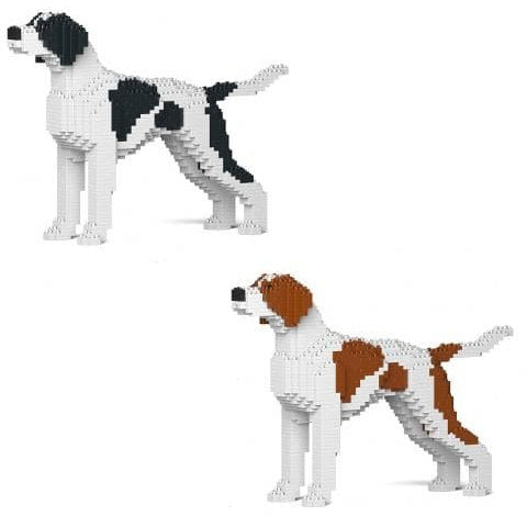 Jekca English Pointer Dog Gift Ornament Model, gift for English Pointer lovers - The Pet Vault