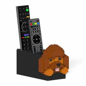 Jekca Poodle Gift Remote Control Holder - The Pet Vault