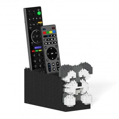 Jekca Schnauzer Gift Remote Control Holder - The Pet Vault