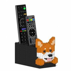 Jekca Shiba Inu Gift Remote Control Holder  - The Pet Vault