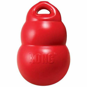 KONG Bounzer bouncey large kong shape dog toy - The Pet Vault