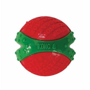 KONG Corestrength Ball Christmas Dog Toy - The Pet Vault