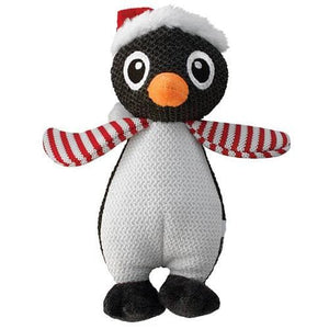 KONG Whoopz Penguin Christmas Dog Toy