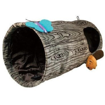 Kong PlaySpaces Cat Furniture Burrow Hideaway - The Pet Vault
