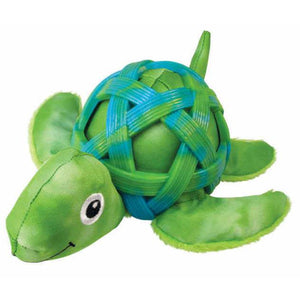 Kong Sea Shells Crinkle Dog Toy - The Pet Vault