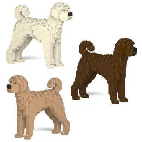 Labradoodle Gift Ornament Model gift for Labradoodle owner in three colours - by Jecka - The Pet Vault
