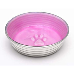 Loving Pets Le Bol Rose Pink Dog Bowl - The Pet Vault