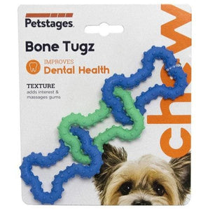 Petstages Bone Tugz Puppy bone toy - The Pet Vault