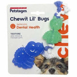 Petstages Chewit Lil Bugs Puppy Toy - The Pet Vault