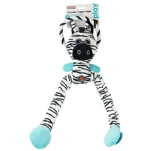 Petstages Thunda Tugga Leggy Tough Long Squeaky Dog Toy - The Pet Vault