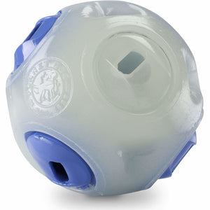 Planet Dog Orbee-Tuff Glow In The Dark Whistle Ball - The Pet Vault