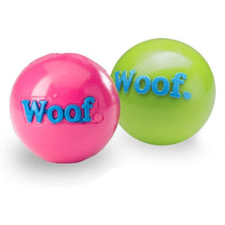 Planet Dog Orbee-Tuff Woof Ball - The Pet Vault