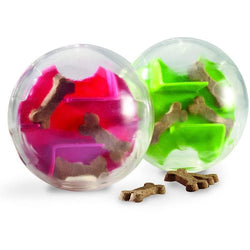 Planet Dog Orbee-Tuff Mazee Puzzle Ball Toy - The Pet Vault