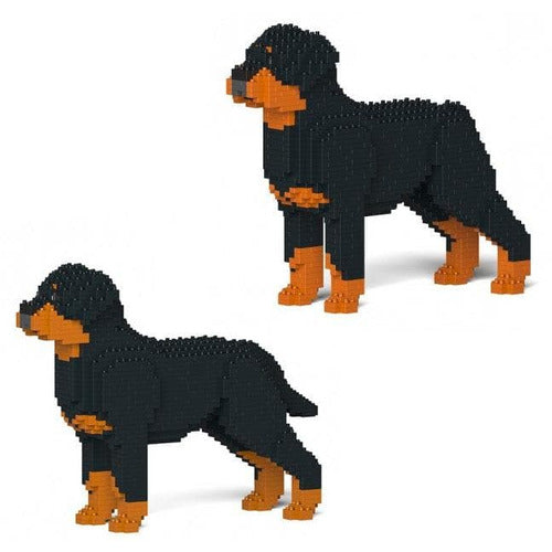 Rottweiler Gift Ornament Model gift for Rottweiler lover - by Jecka - The Pet Vault