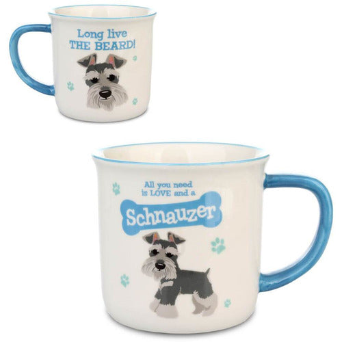 Schnauzer Gift Mug - The Pet Vault
