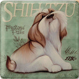 Shih Tzu Gift Magnet with Stand - The Pet Vault