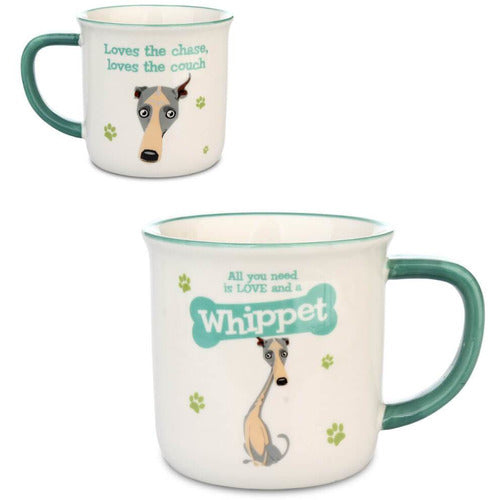 Whippet Gift Mug - The Pet Vault