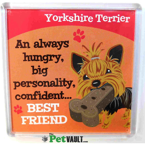 Yorkshire Terrier Gift Magnet - The Pet Vault