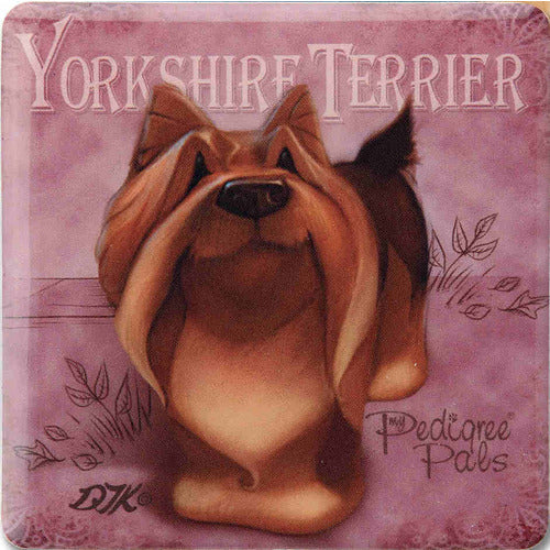 Yorkshire Terrier Gift Magnet with Stand - The Pet Vault