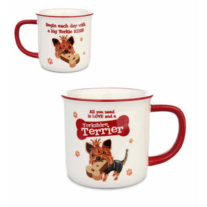 Yorkshire Terrier Gift Mug - The Pet Vault