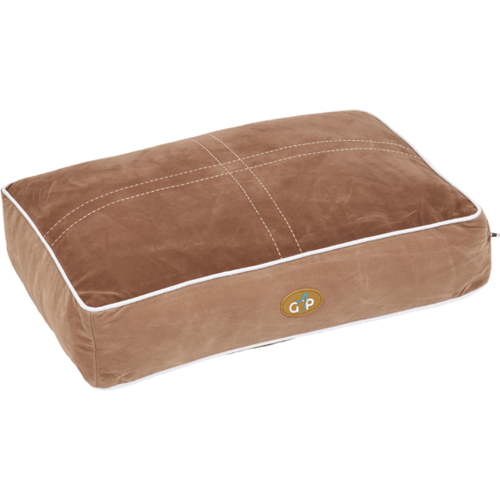 Gor Pets Manhattan Sleeper Dog Bed - Brown/Beige - The Pet Vault