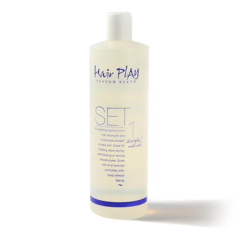 Hair Play SET #1 Light Hold Hair Styling Foam 16oz. Refill