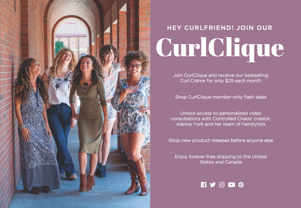 Controlled Chaos CurlClique Subscription
