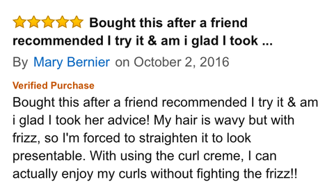 amazon customer review