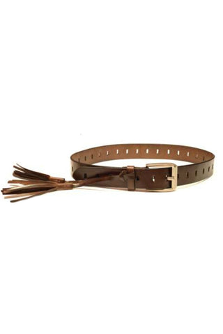 Roswell Belt with Fringe