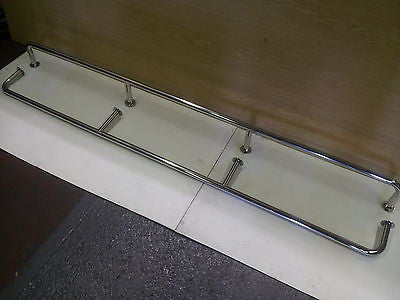 Pair Of 1800mm Long 150mm High 1 Quot 316 Stainless Steel Boat