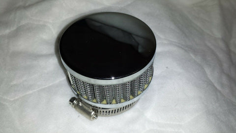 Performance 42mm 44mm K N Air Filter CHROME  Mini Moto Water Cooled Dellorto FLA - southern marine products