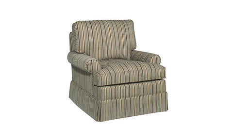 Stacey Swivel Side Chair