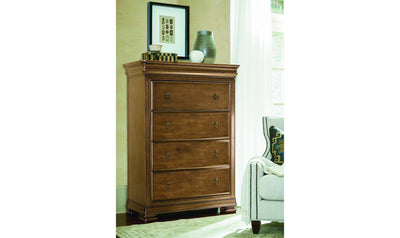 Newbury 4-Drawer Chest-Jennifer Furniture