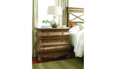Newbury Bedside Chest-Jennifer Furniture